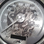 Harley Gauges | Custom Motorcycle Gauges | Custom Motorcycle Face Kits | Riverside CA