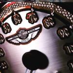 Custom Harley Gauge 3D