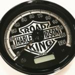 Custom Harley Gauge Road King